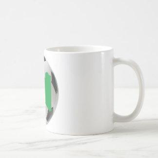 Libya national team basic white mug