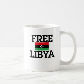Libya Revolution Basic White Mug