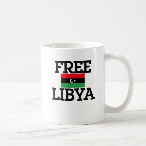 Libya Revolution Coffee Mug