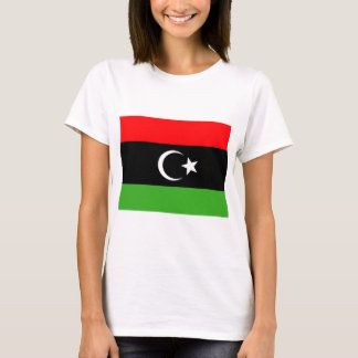 Libyan Rebel Flag T-Shirt