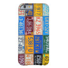 License Plates of USA - Our Colourful History Barely There iPhone 6 Case