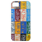 License Plates of USA - Our Colourful History Case For The iPhone 5
