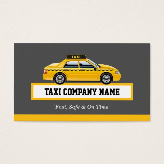 Licensed Cap Driver Chauffeur - Yellow Taxi Business