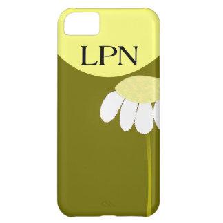 Licensed Practical Nurse Daisy iPhone 5C Case