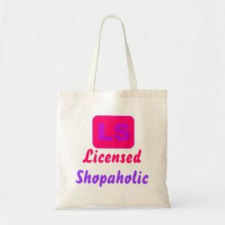 Licensed Shopaholic Bag