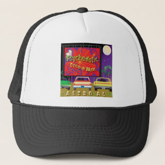 licenseplatedriveinMusic Trucker Hat