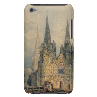 Lichfield Cathedral, Staffordshire, 1794 (w/c over iPod Case-Mate Cases