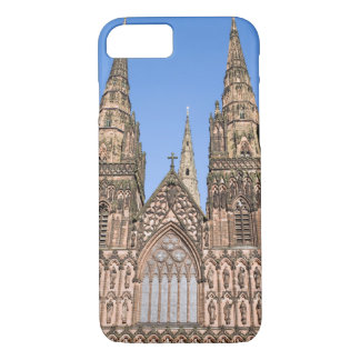 Lichfield Cathedral, Staffordshire souvenir photo iPhone 8/7 Case