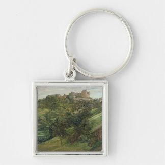Lichtenberg Castle in Odenwald, 1900 Key Chain