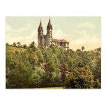 Lichtenfels, Bavaria, Germany vintage Photochrom