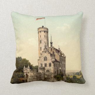 Lichtenstein Castle Pillows