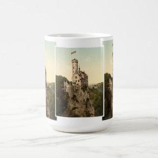 Lichtenstein Castle Postcard Mug