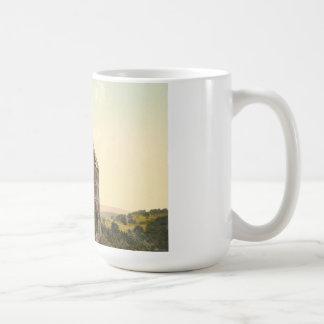 Lichtenstein Castle Postcard Coffee Mugs