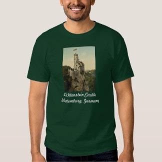 Lichtenstein Castle Wurtemburg, Germany T Shirt