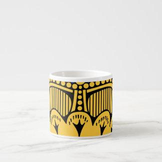 Lichtenstein Espresso Mugs
