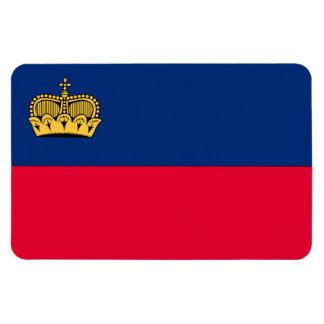 Lichtenstein Flag Rectangular Photo Magnet