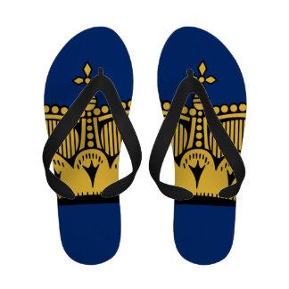 Lichtenstein Flip-Flops