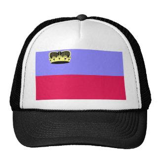 Lichtenstein High quality Flag Hats
