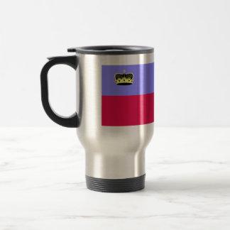 Lichtenstein High quality Flag Mug
