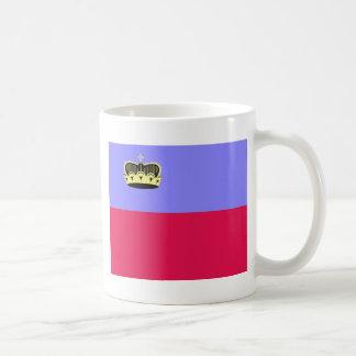 Lichtenstein High quality Flag Mugs