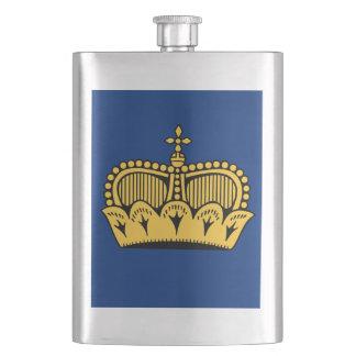 Lichtenstein Hip Flask