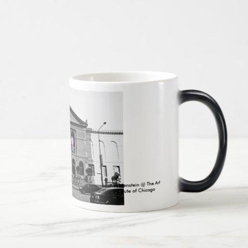Lichtenstein in Chicago Coffee Mug