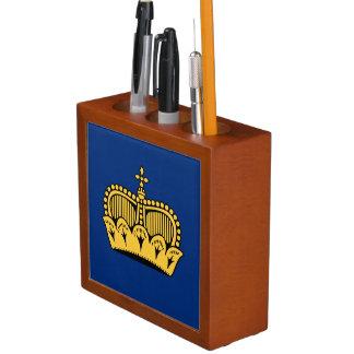Lichtenstein Pencil Holder