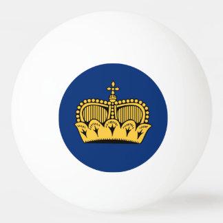 Lichtenstein Ping-Pong Ball