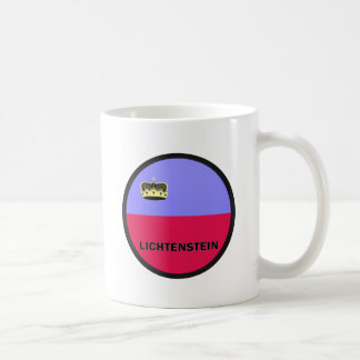 Lichtenstein Roundel quality Flag Mug