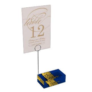Lichtenstein Table Card Holders
