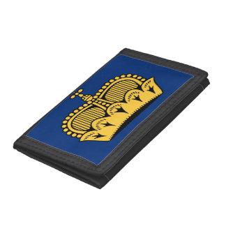 Lichtenstein Trifold Wallet