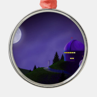 Lick Observatory High Rez.jpg Christmas Ornament
