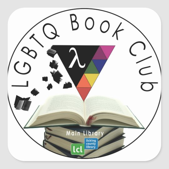 Licking County Library: LGBTQ Sticker