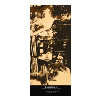 """Liddell"" Value Bookmark 10 Cm X 23 Cm Rack Card"