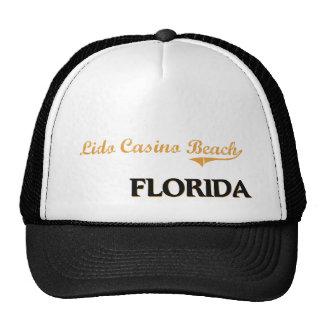 Lido Casino Beach Florida Classic Mesh Hat