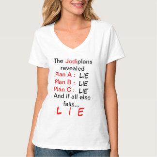 Lie Shirt