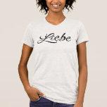 Liebe Women's American Apparel Fine Jersey T-Shirt