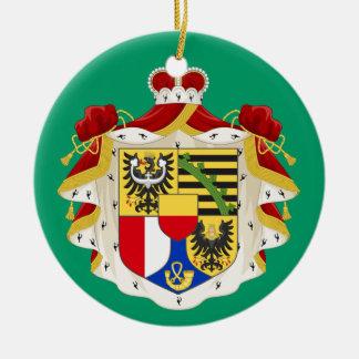 Liechtenstein* Christmas Ornament