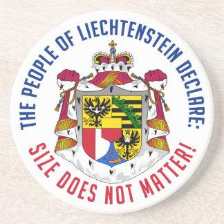 Liechtenstein coaster