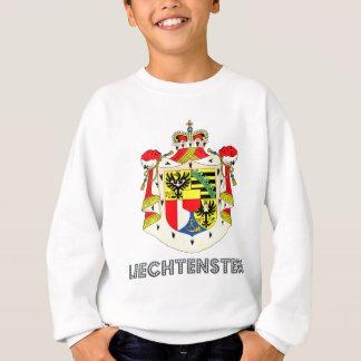Liechtenstein Coat of Arms Sweatshirt