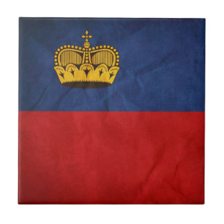 Liechtenstein collecting tile 4 Small Countries