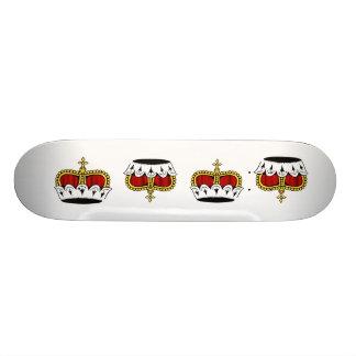 Liechtenstein Crest, Liechtenstein Custom Skate Board