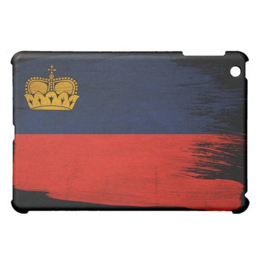 Liechtenstein Flag Case For The iPad Mini