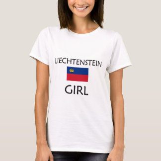 LIECHTENSTEIN GIRL T-Shirt