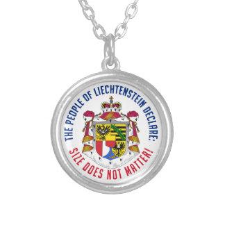 Liechtenstein necklace