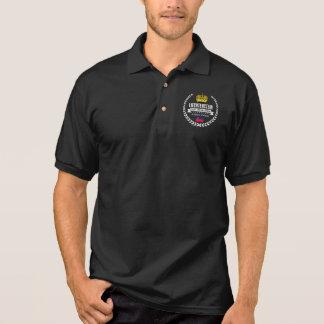 Liechtenstein Polo Shirt