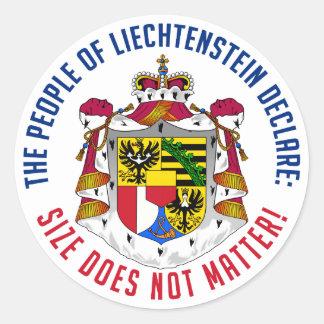 Liechtenstein stickers