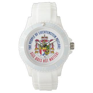 Liechtenstein watches