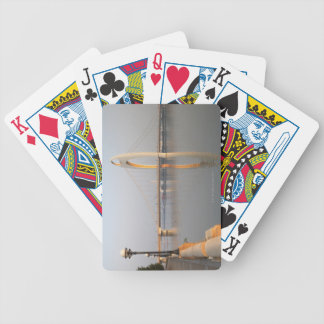 Liede Bridge Over Pearl River Bicycle Playing Cards