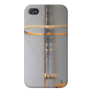 Liede Bridge Over Pearl River iPhone 4/4S Covers